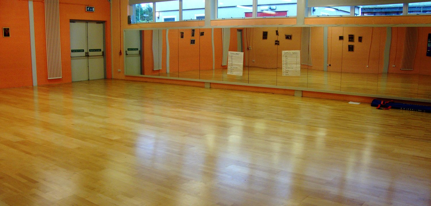 Buxton Community School - Dance Studio
