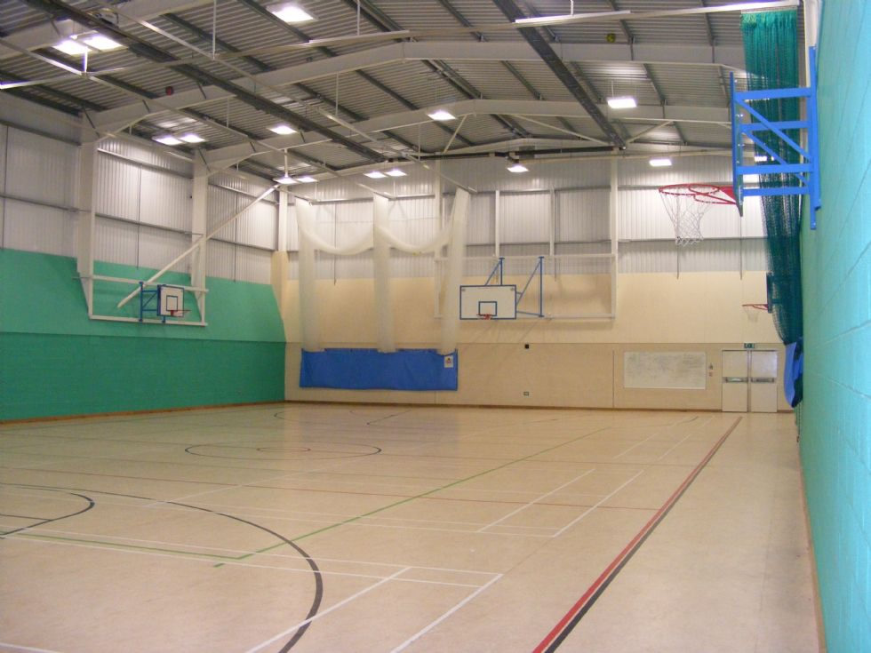 St Thomas More School Sports Hall