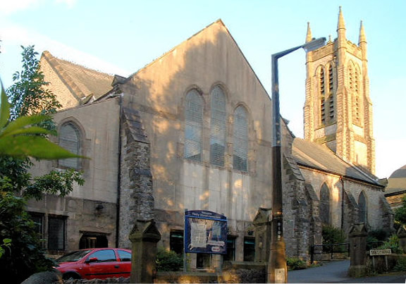 Trinity Church Hall