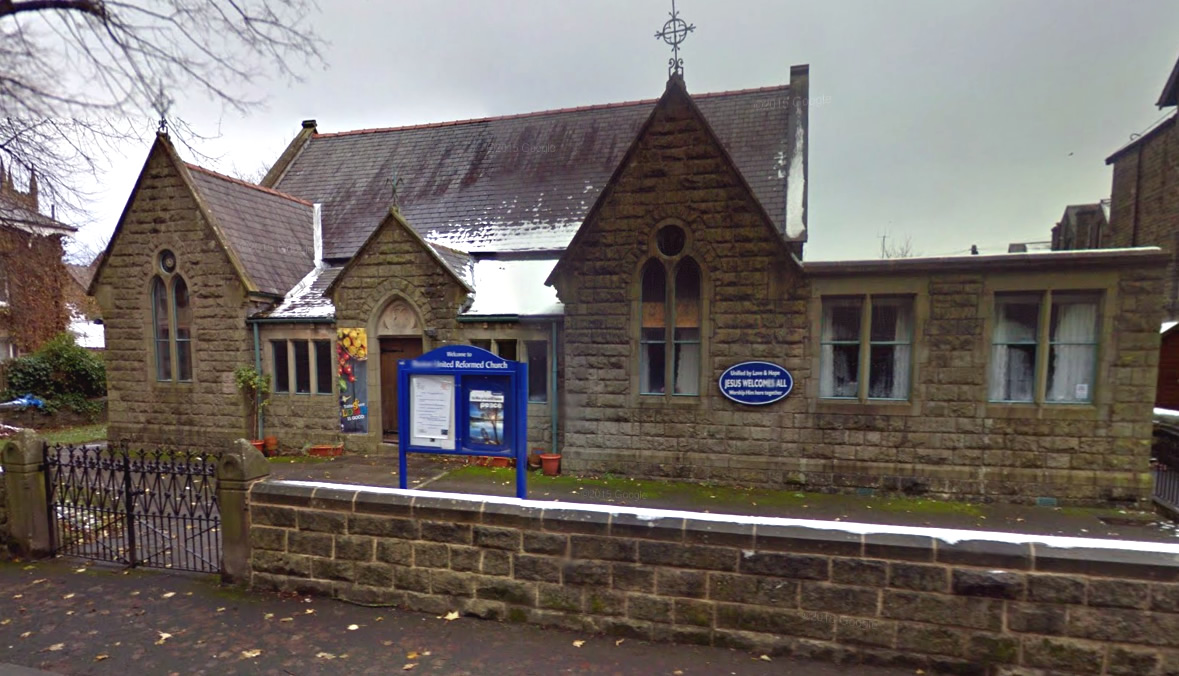 Buxton United Reformed Church Classroom