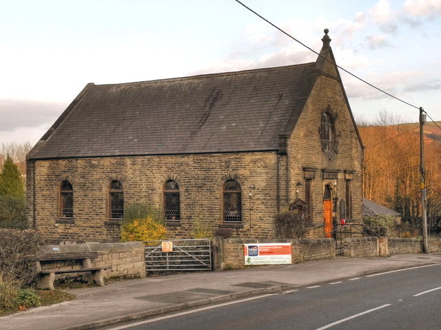 Chisworth Methodist Church