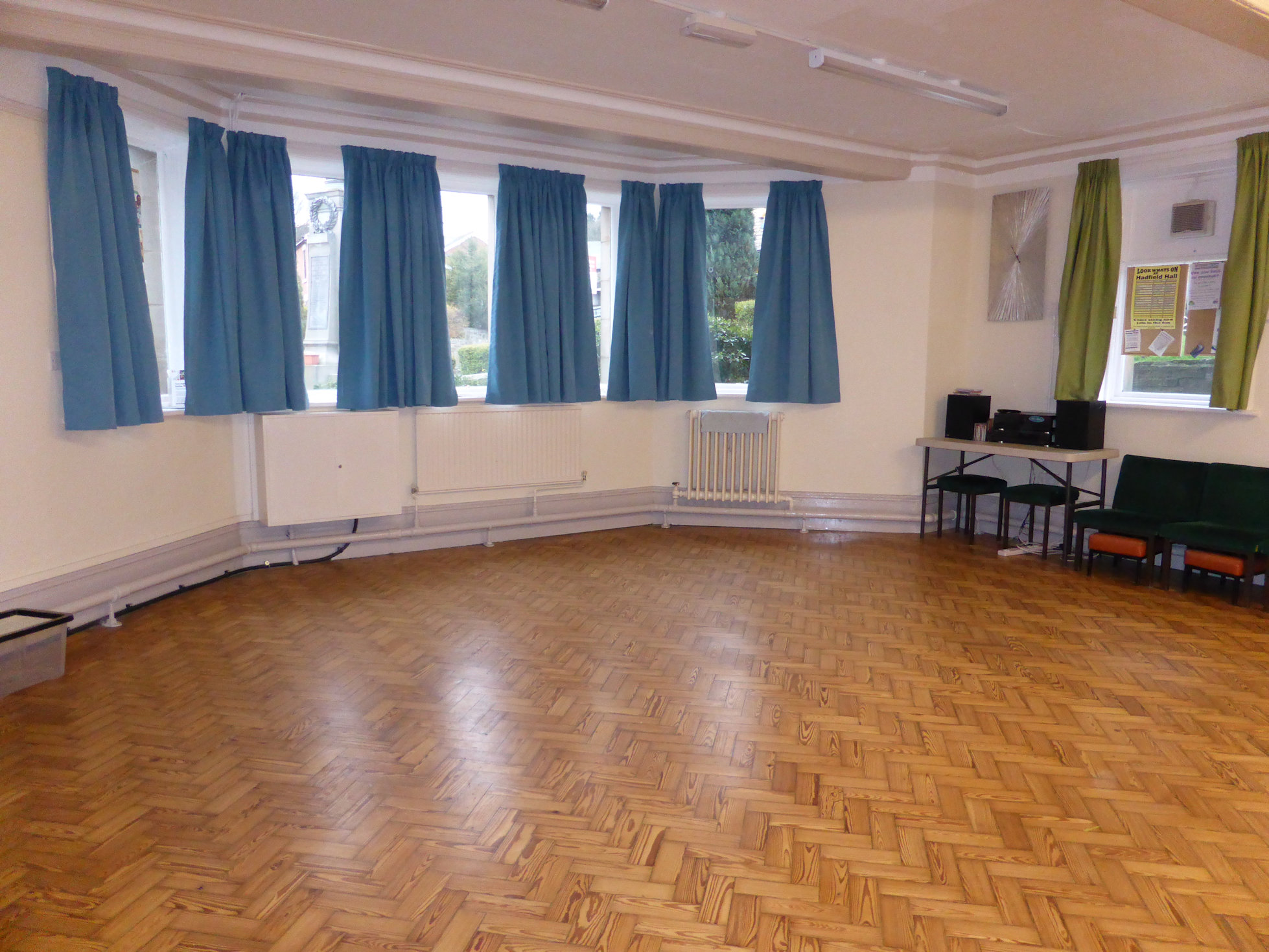 Hadfield Hall - Community Room