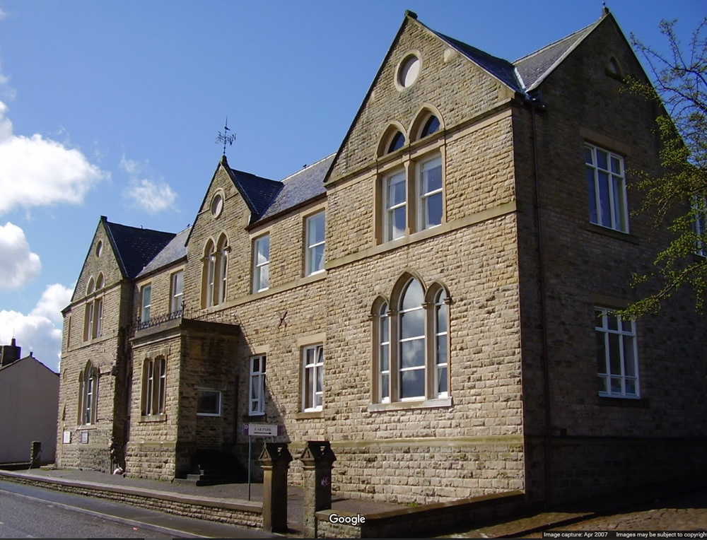 New Mills Adult Education - Sports Hall