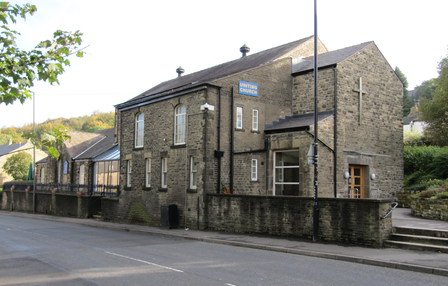 Whaley Bridge Uniting Church - Church Room